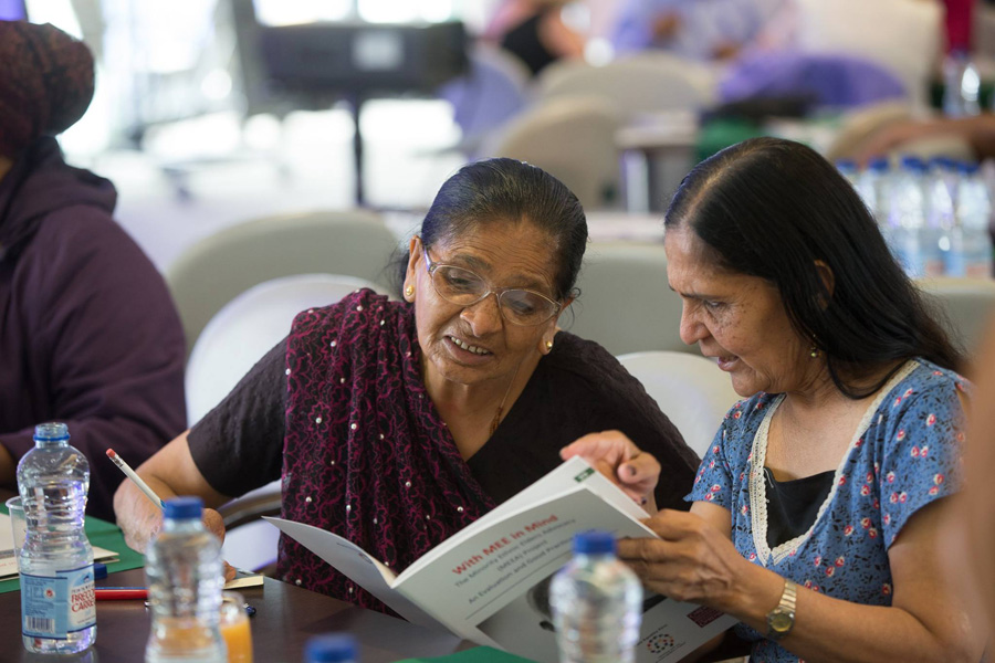 Our Minority Ethnic Elders Project
